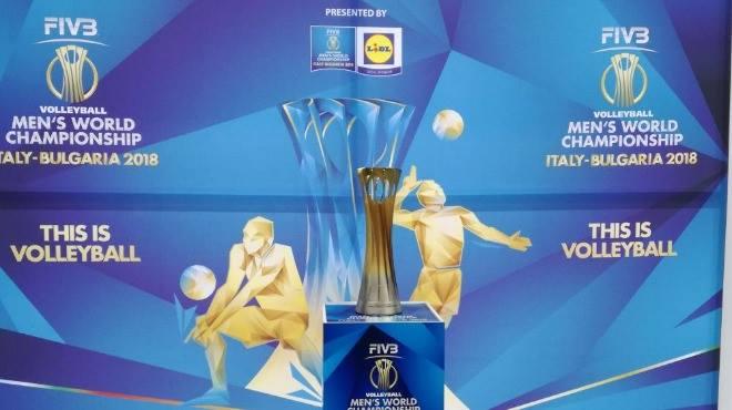 Показват в Добрич купата на Световното първенство по волейбол