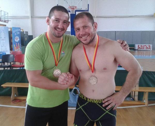 Добричлията Стилиян Георгиев - в отбора на САЩ за Световните номадски игри
