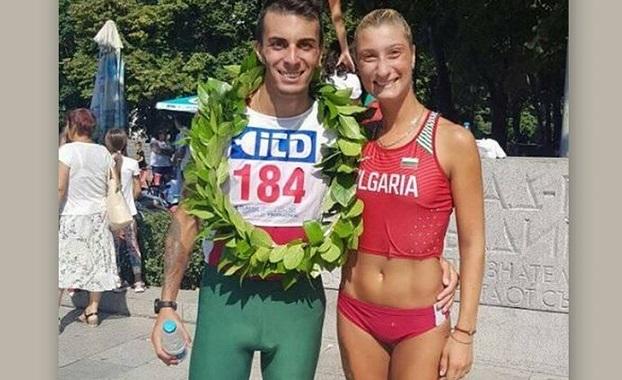 Радосвета Симеонова със сребърен медал от Международен мемориален пробег