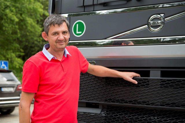 Тервелчанин на световния финал за ефективно шофиране на камиони