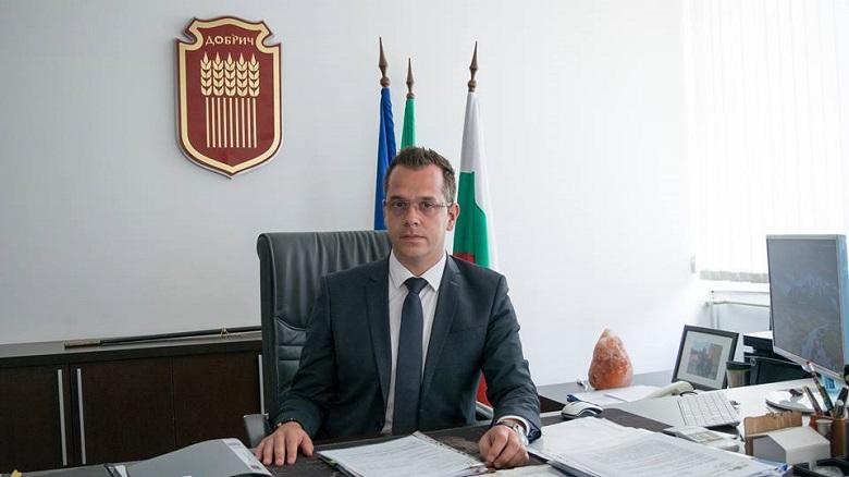 Йордан Йорданов: Тук сме, за да служим на Добрич и гражданите му