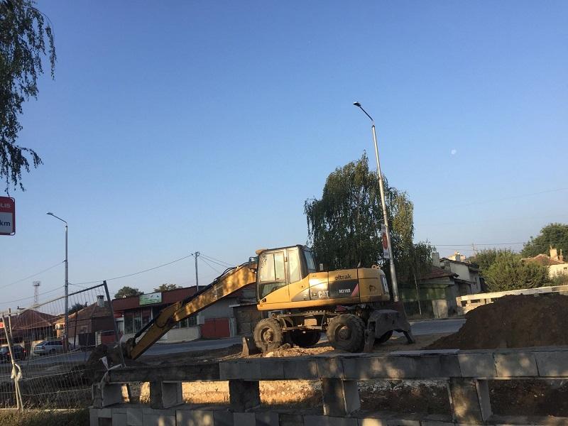 Улици, по които ще се работи по водния проект за периода от 24 до 30 септември