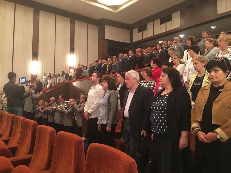 Тържествена сесия проведе Община Добрич