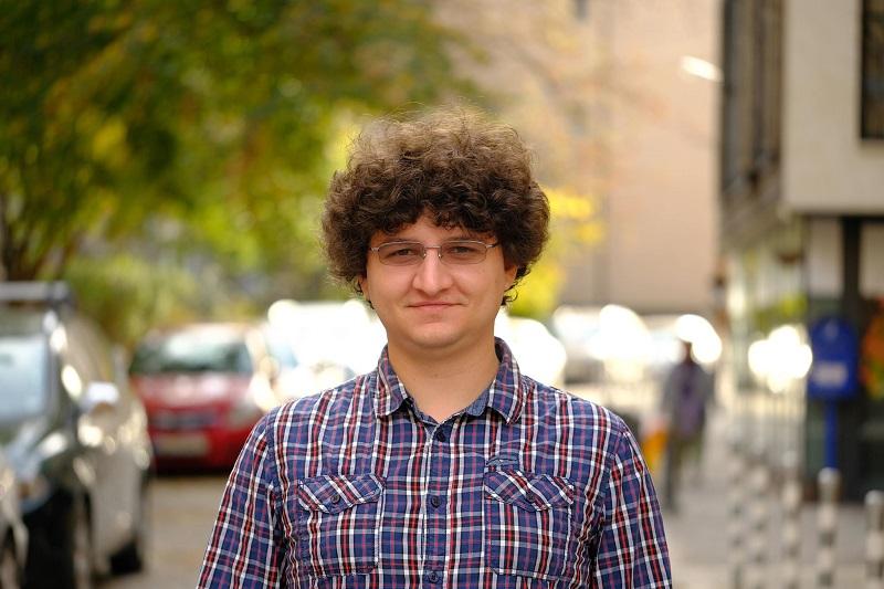Никола Сивков от Добрич – програмист в датска фирма, в която работят над 100 българи