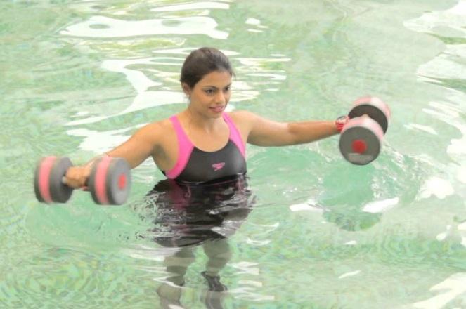 Световният ден на водния фитнес ще се отбележи за първи път в България