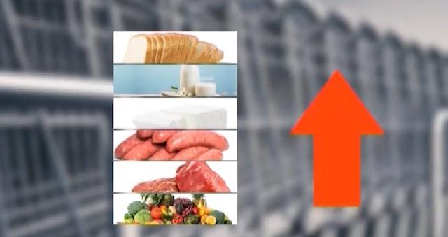 Вижте с колко ще поскъпнат храните заради новите транспортни разходи