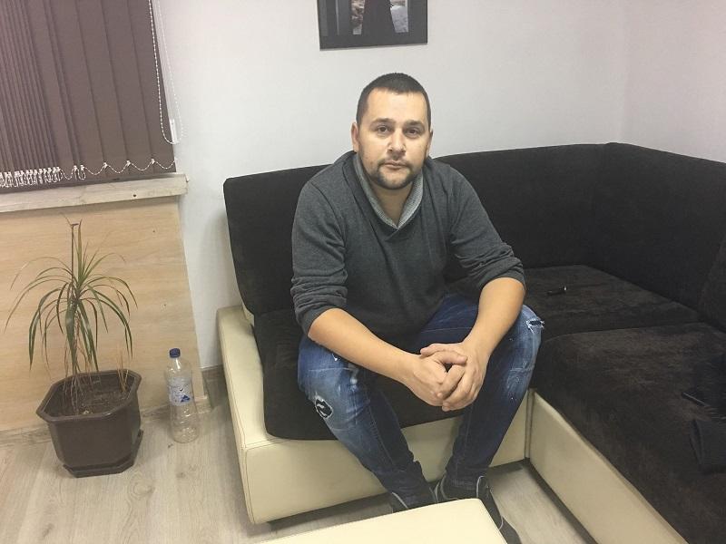 Светослав от Добрич: Искаме добри доходи, добре платена работа и нормален стандарт на живот