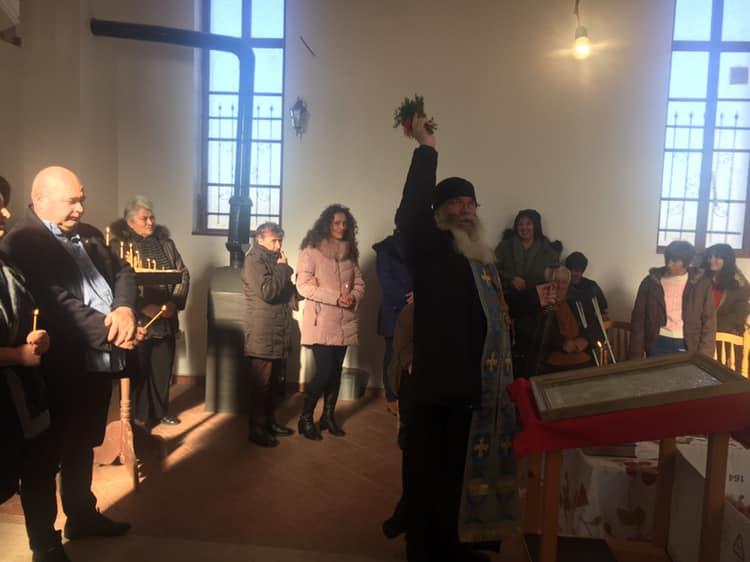 """Храм """"Св. Николай"""" отбеляза своя празник"""