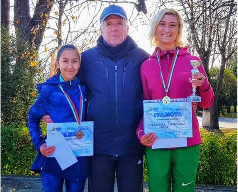 Радосвета Симеонова спечели шосеен пробег за Никулден в Бургас