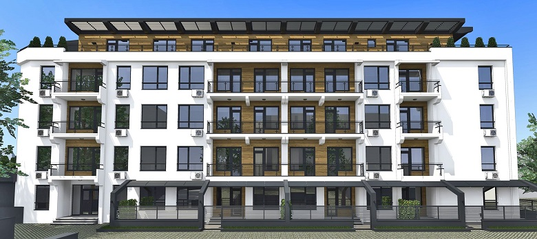 """В модерен жилищен комплекс преустройват бившата сграда на ТПК """"Мир"""" в Добрич"""