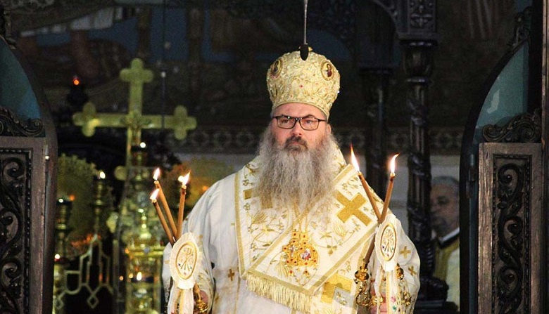 Варненският и Великопреславски митрополит Йоан с богослужение в Добрич
