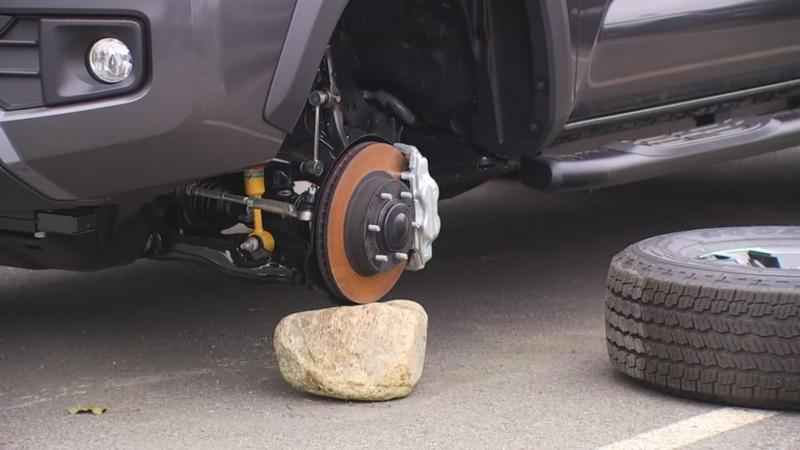 Серия кражби от автомобили са извършени в Добрич