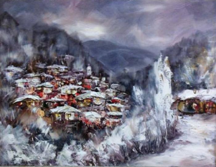 Ясни са победителите в Националния конкурс за стихотворение по картина на Георги Петров от Добрич