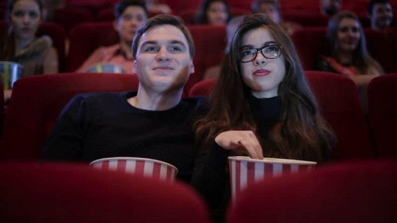 Прожектират филм по повод Свети Валентин