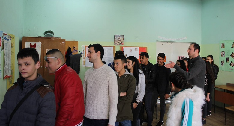 Ученици от Добрич се учат как пълноценно да осмислят и планират свободното си време