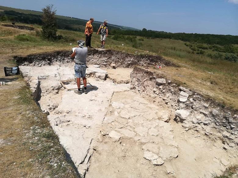 Нов проект за крепостта Залдапа внесе в Министерството на културата Община Крушари