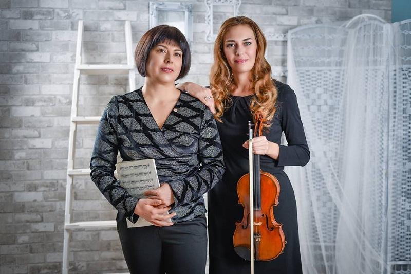 Класически концерт на Мария Славова и Ирина Олшанска ще се състои в Добрич на 4 април