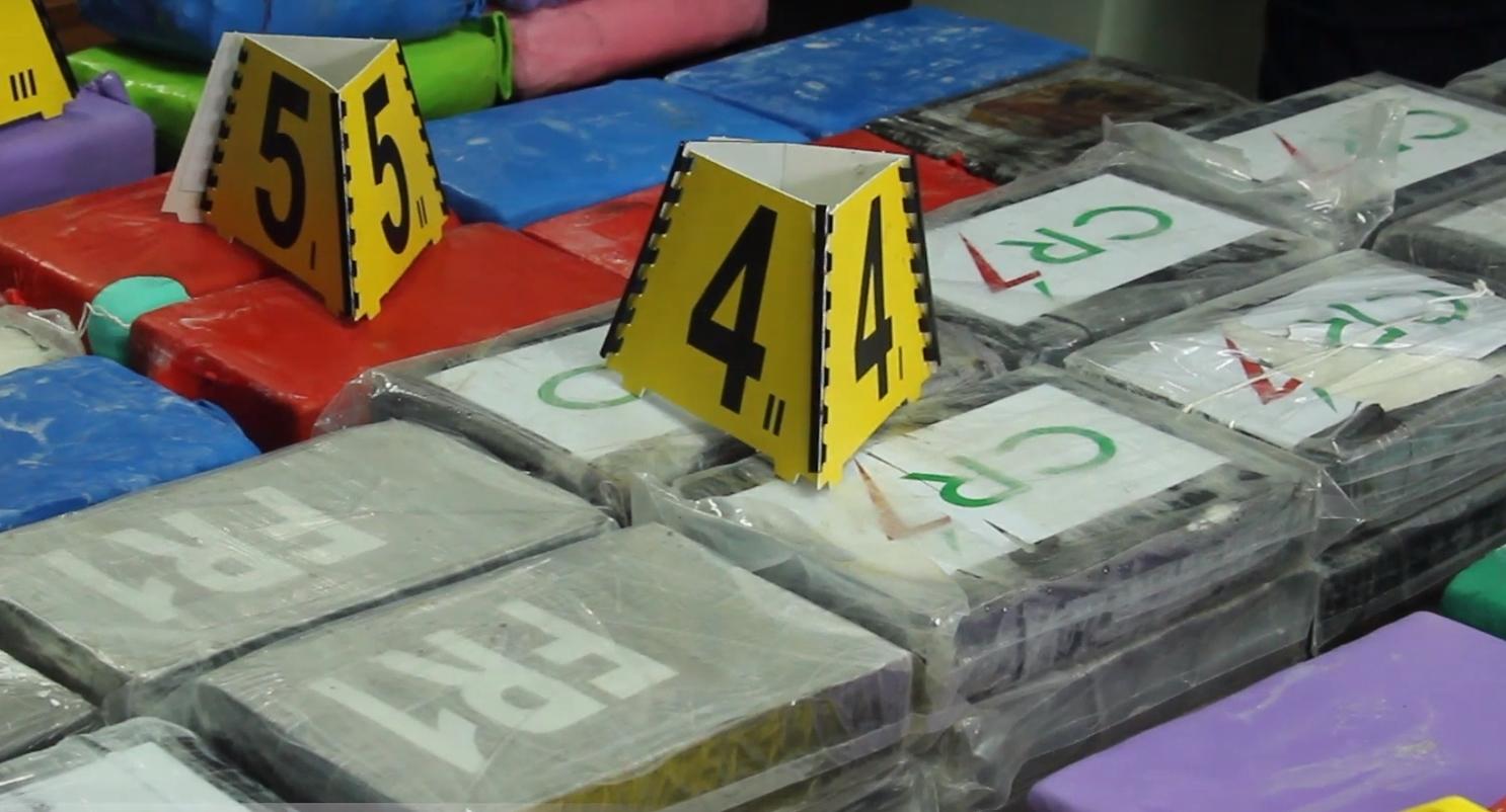 Как една пратка с кокаин стига от Латинска Америка до Черно море?