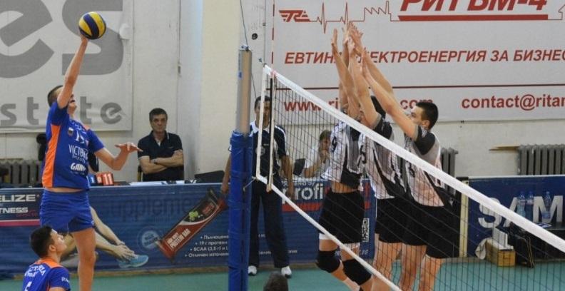 Волейболистите до 20 години не намериха място на финалите в държавното