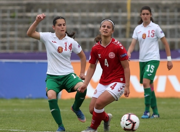 Българките изиграха последния си мач на европейското за девойки до 17 години в Добрич