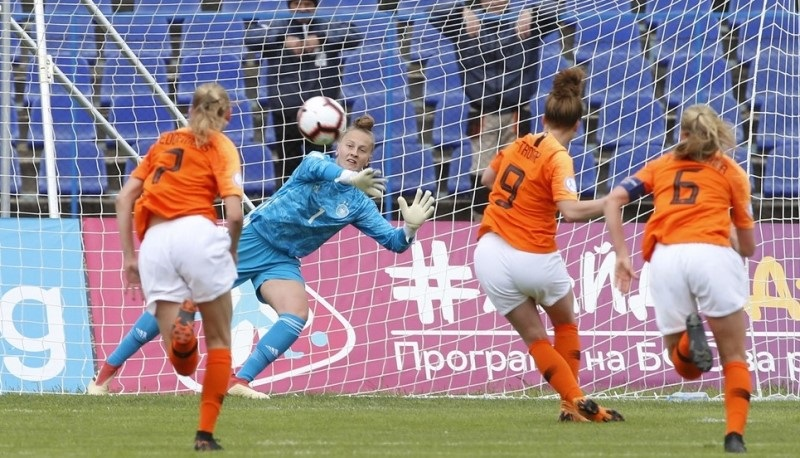 Германия и Холандия се срещат за втори път в Евро `2019, този път на финала