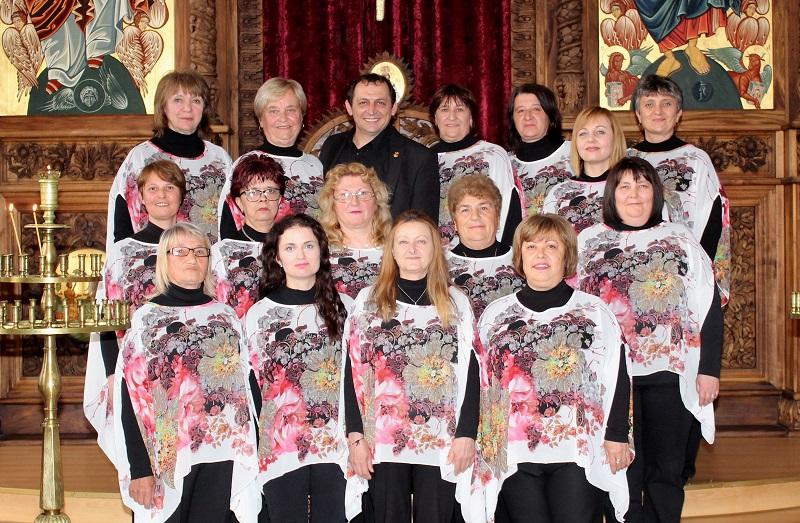 Църковният хор в Тервел дарява събрани средства от първия им аудио албум