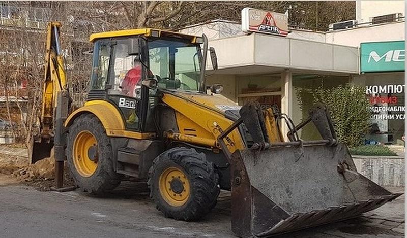 Започва цялостното преасфалтиране на още три улици в Добрич