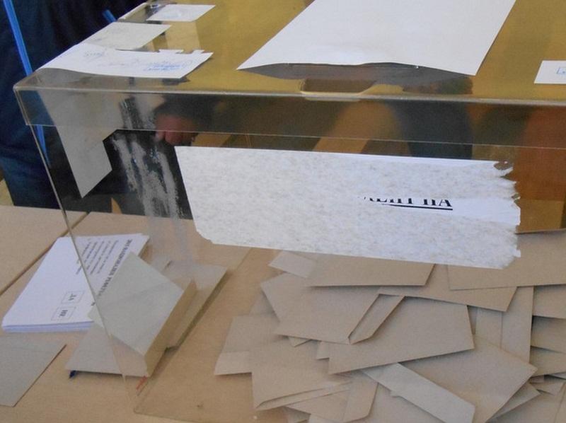 В 76 секции в областта ще има възможност за машинно гласуване на предстоящите евроизбори
