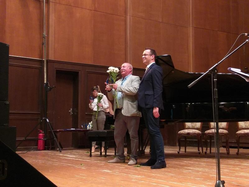Наградиха учители и директори от Добрич за принос в образованието на тържествен концерт, посветен на 24 май