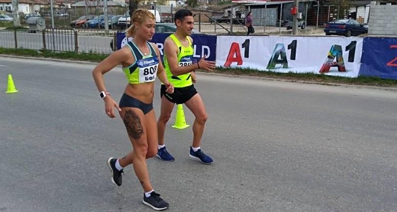 """С три медала се завърнаха от Словакия атлети на """"Добруджа 99"""""""