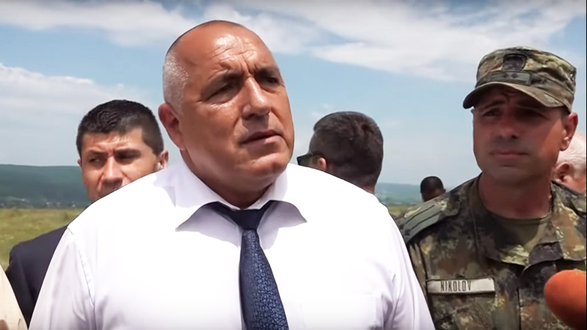 Премиерът Борисов ще посети стрелбите в Шабла