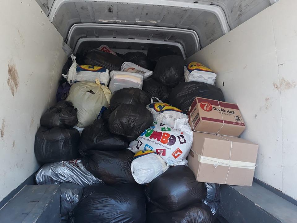 За два часа в Генерал Тошево събраха 800 кг дрехи за хора в нужда