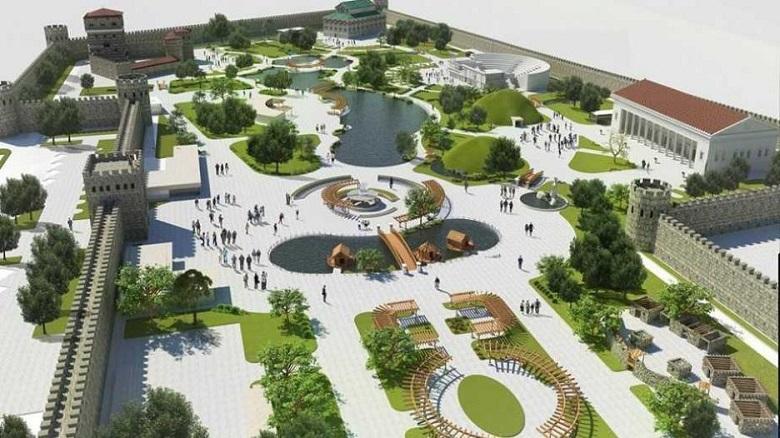 Утре най-големият исторически парк в света отваря врати край Варна