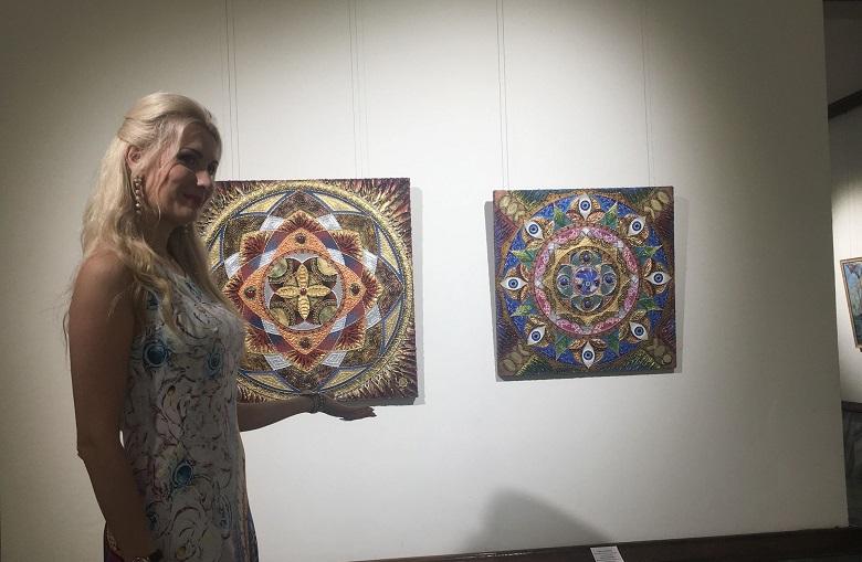 С изложба започнаха Дните на руската култура в Добрич