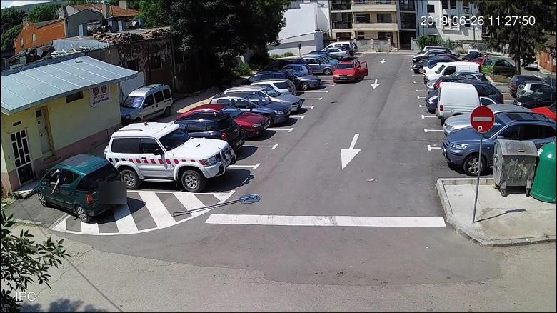 На 42 места в Добрич има камери за видеонаблюдение