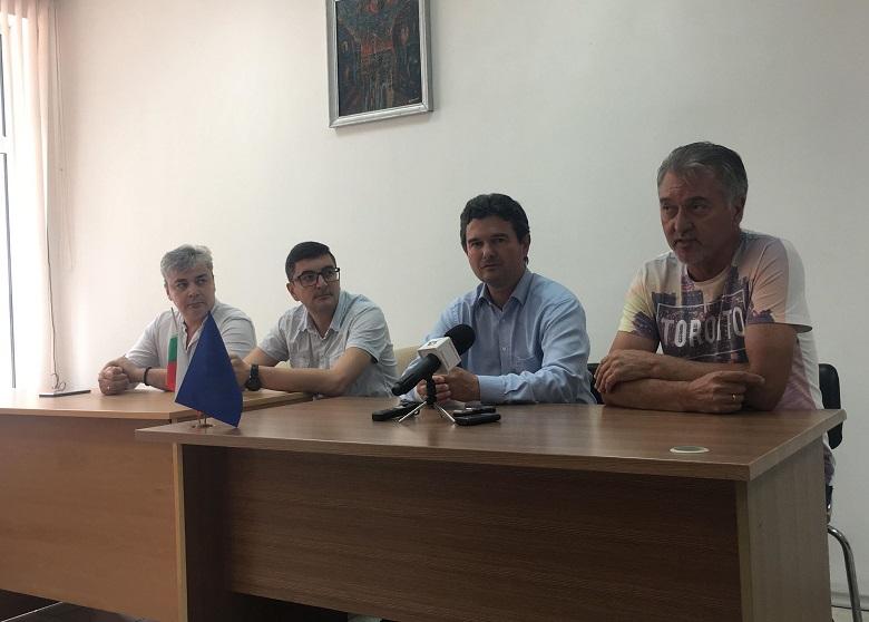 Найден Зеленогорски: Надявам се кметът Йорданов да издигне отново своята кандидатура