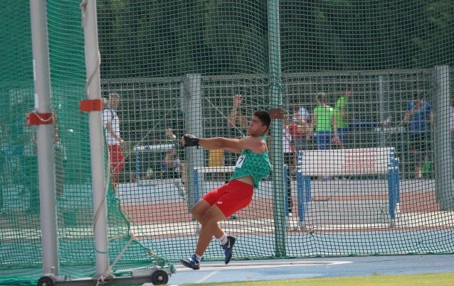 Валентин Андреев завоюва с лекота втора балканска титла