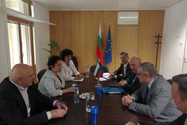 България и Чехия обмениха информация за предприетите мерки срещу Африканската чума по свинете
