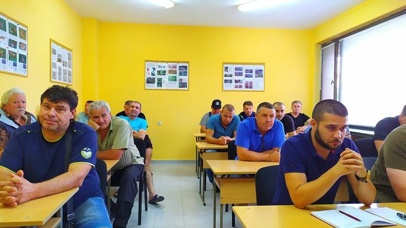 Обучават ловците в Тервелско заради случаите на Африканска чума по свинете