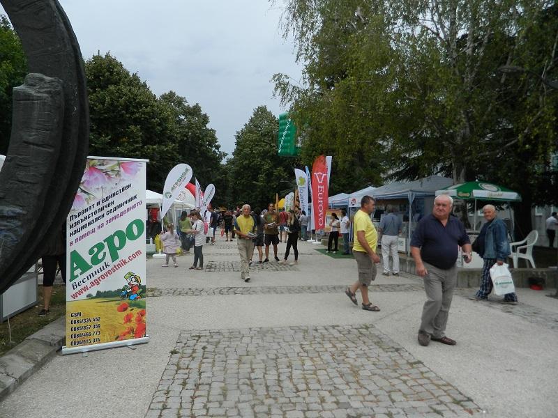 """Добрич отново ще е домакин на Международното изложение """"Селското стопанство и всичко за него"""""""