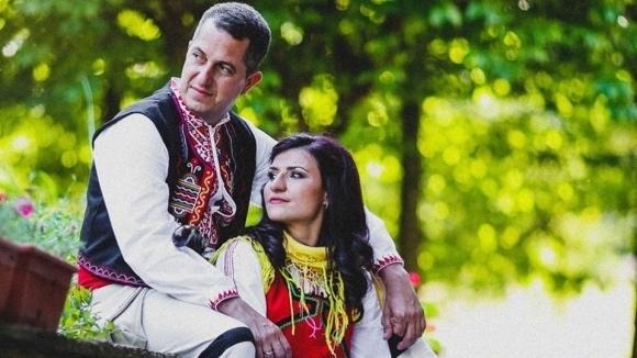 Боксовата шампионка Стойка Петрова вдигна автентична българска сватба