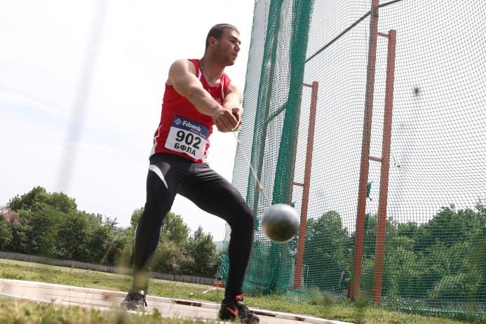 Десет добрички атлети излизат на старт в столицата