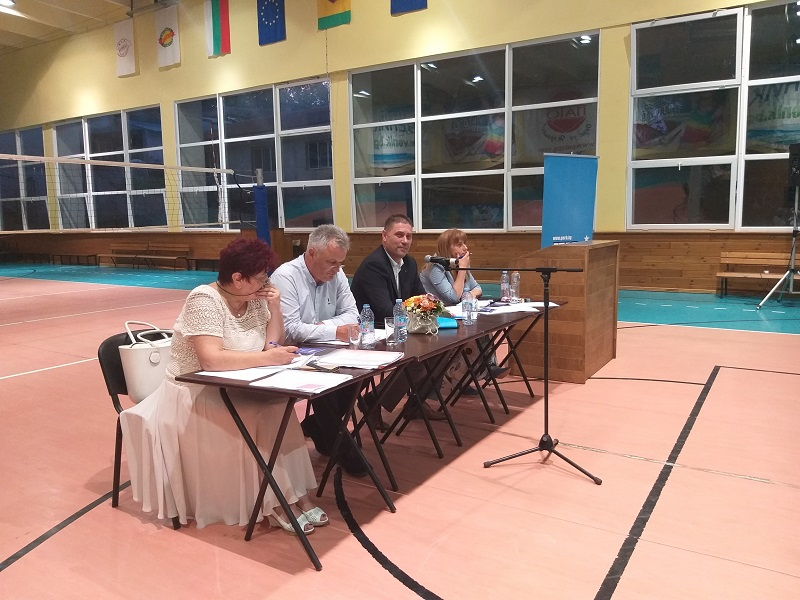 Петима са номинираните кандидати от ПП ГЕРБ за кметския пост в Добрич