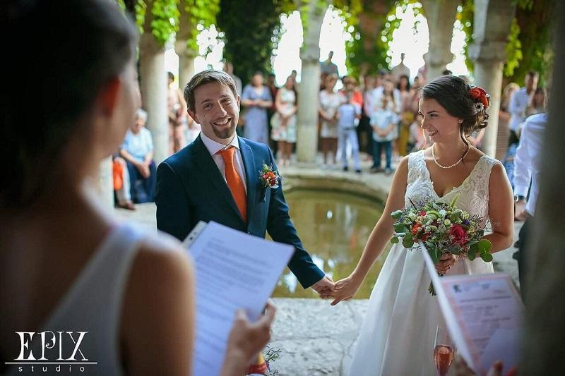 Една по-различна сватба: Младоженци отпразнуваха своя ден с изцяло веган меню