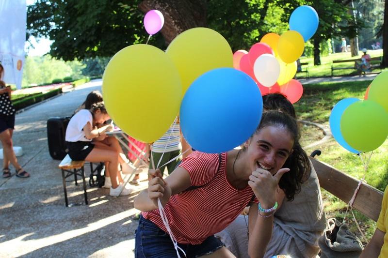 Младежи от Добрич призоваха да има повече двигателна активност в системата на образованието