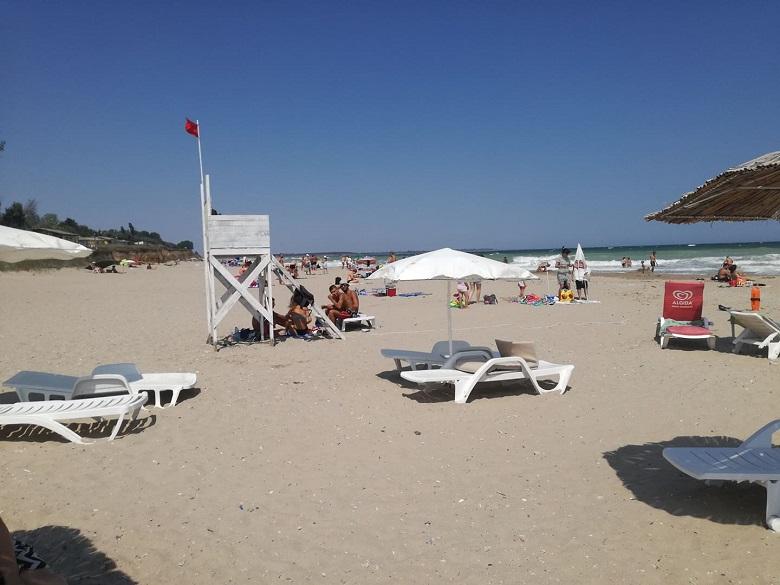 """Охраняем ли е охраняемият плаж на къмпинг """"Добруджа"""" в Шабла?"""