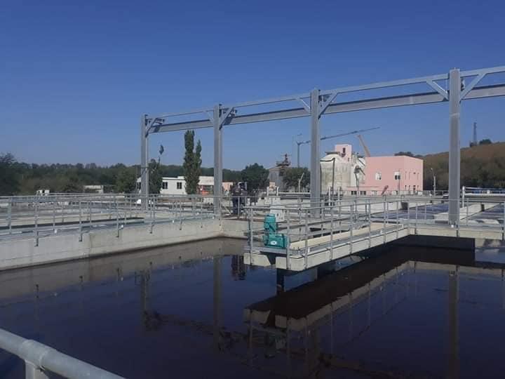 Приключва ремонтът на пречиствателната станция в село Врачанци