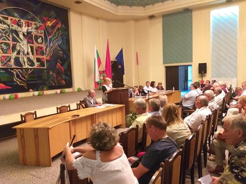 Арх. Емилия Добрева: Необходимо е бъдещите съветници от БСП да продължат нашите усилия