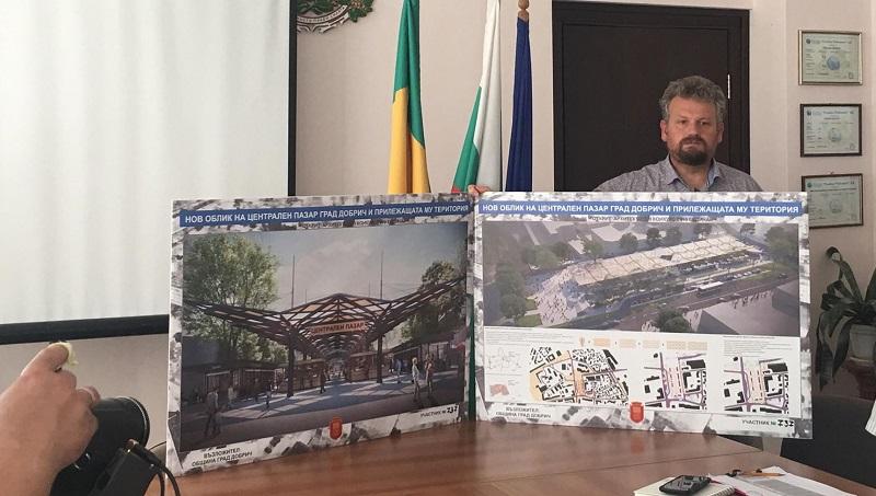 Промени в проекта за пазара ще обсъди Камарата на архитектите в Добрич