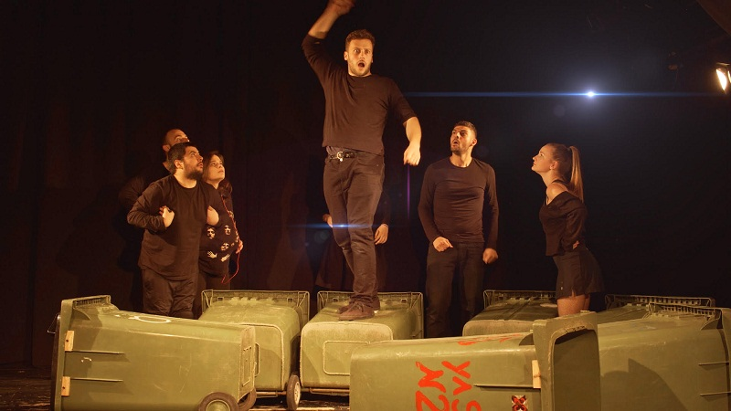 """Театралния спектакъл """"Кръговрат"""" и изложба живопис представят днес на """"Виа Понтика"""" в Балчик"""